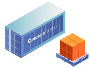 freight shipping cargo container
